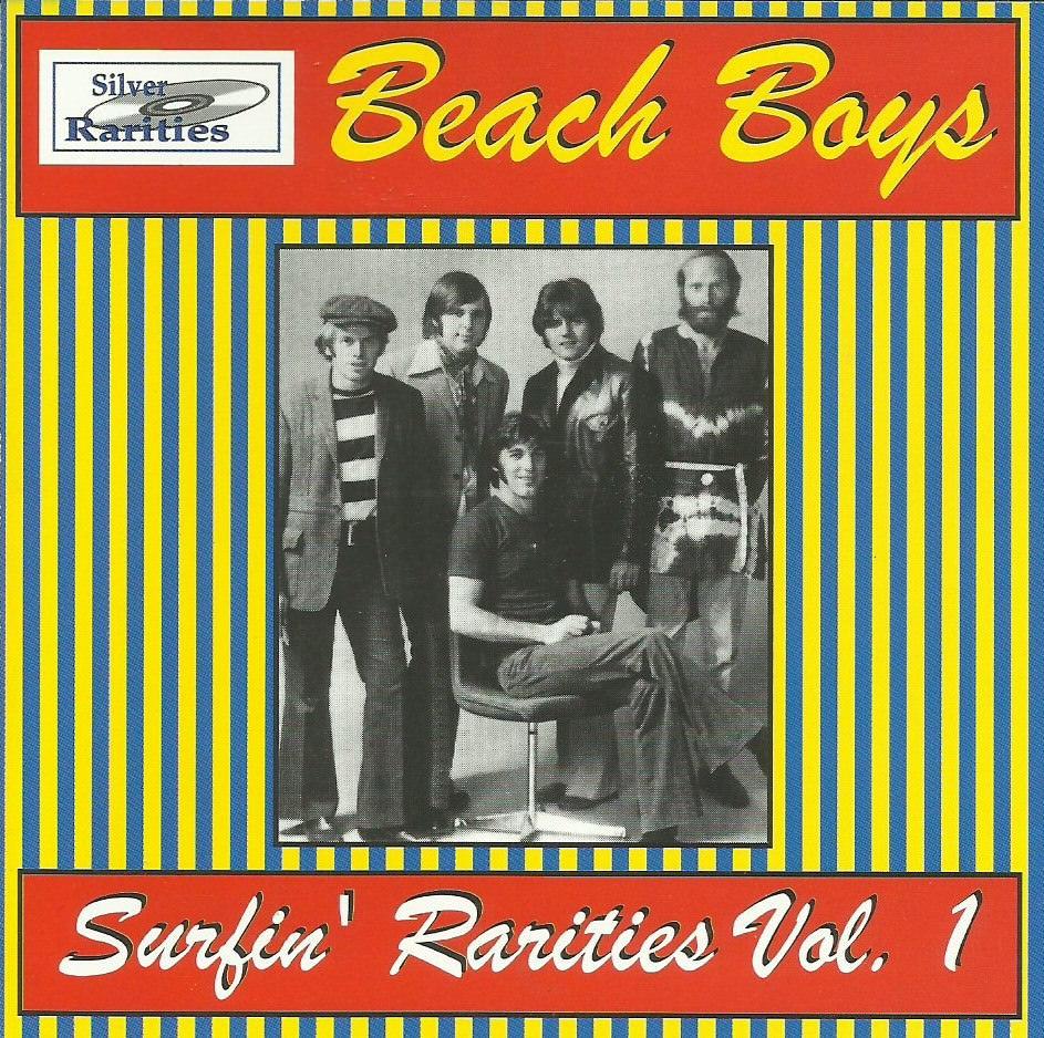 Surfin' Rarities Vol. 1 cover
