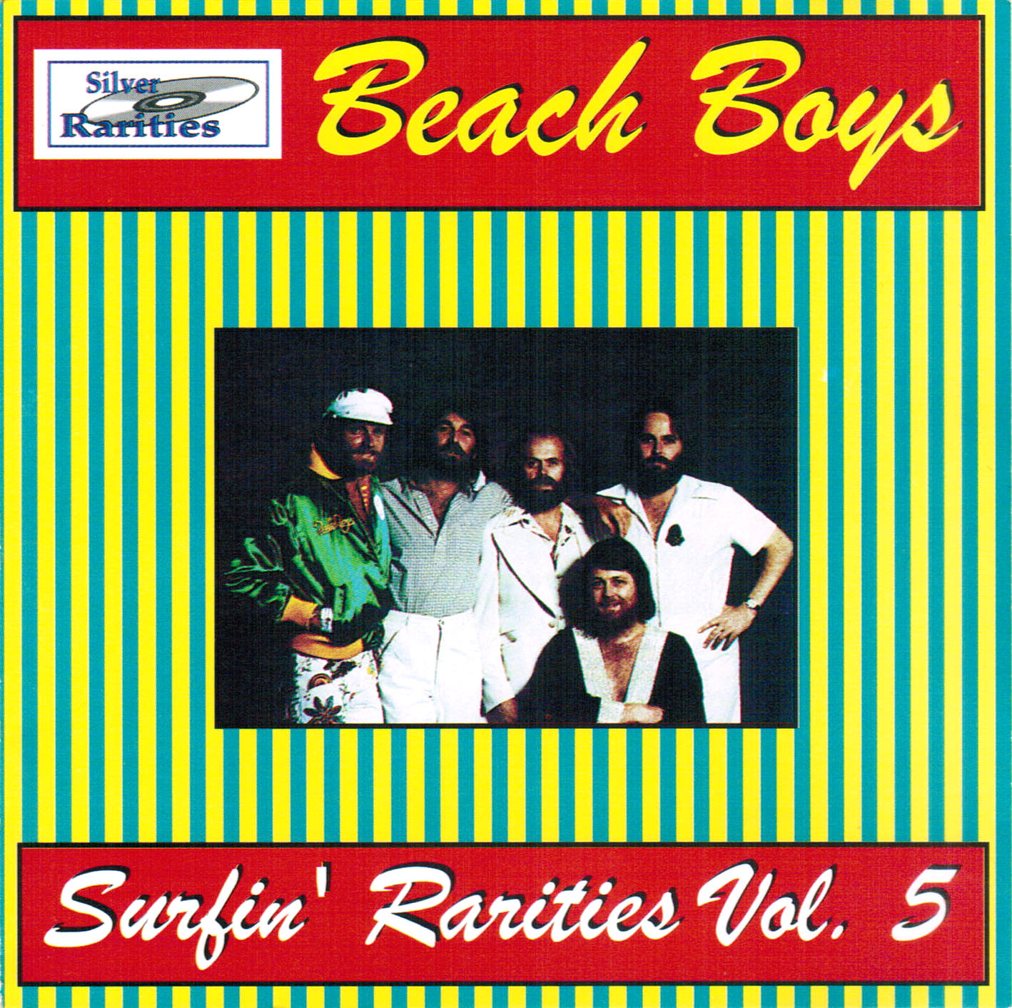 Surfin' Rarities Vol. 5 cover