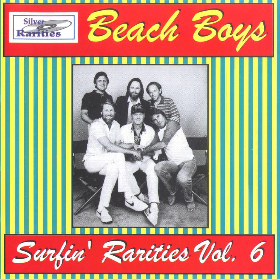 Surfin' Rarities Vol. 6 cover