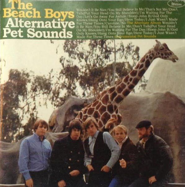 Alternative Pet Sounds cover