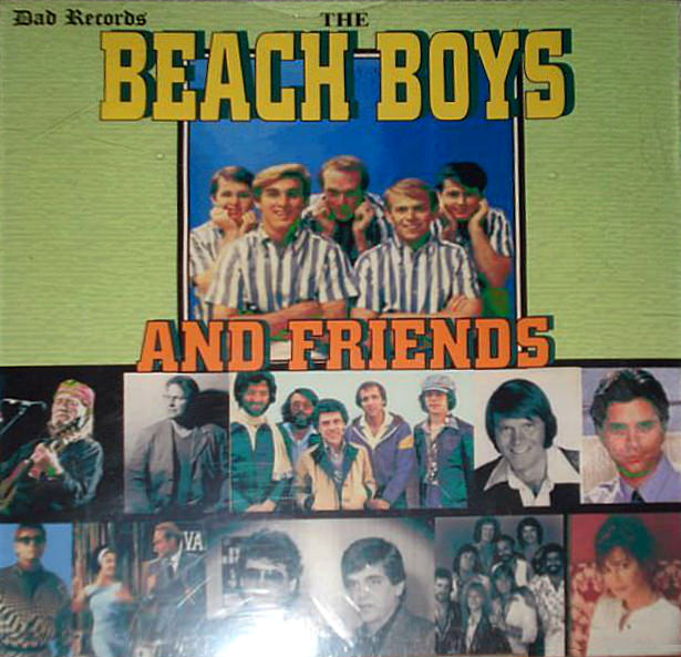 The Beach Boys & Friends cover