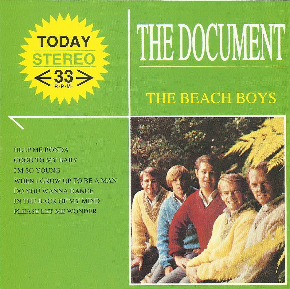 The Document [TODAY] cover