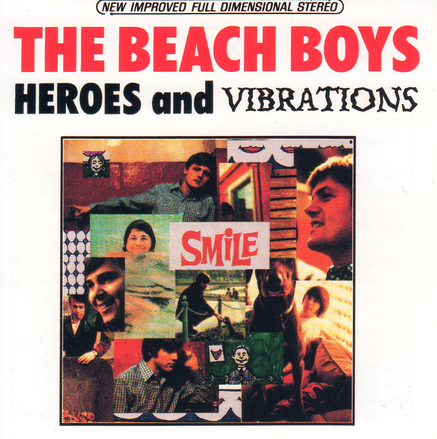 Heroes And Vibrations cover