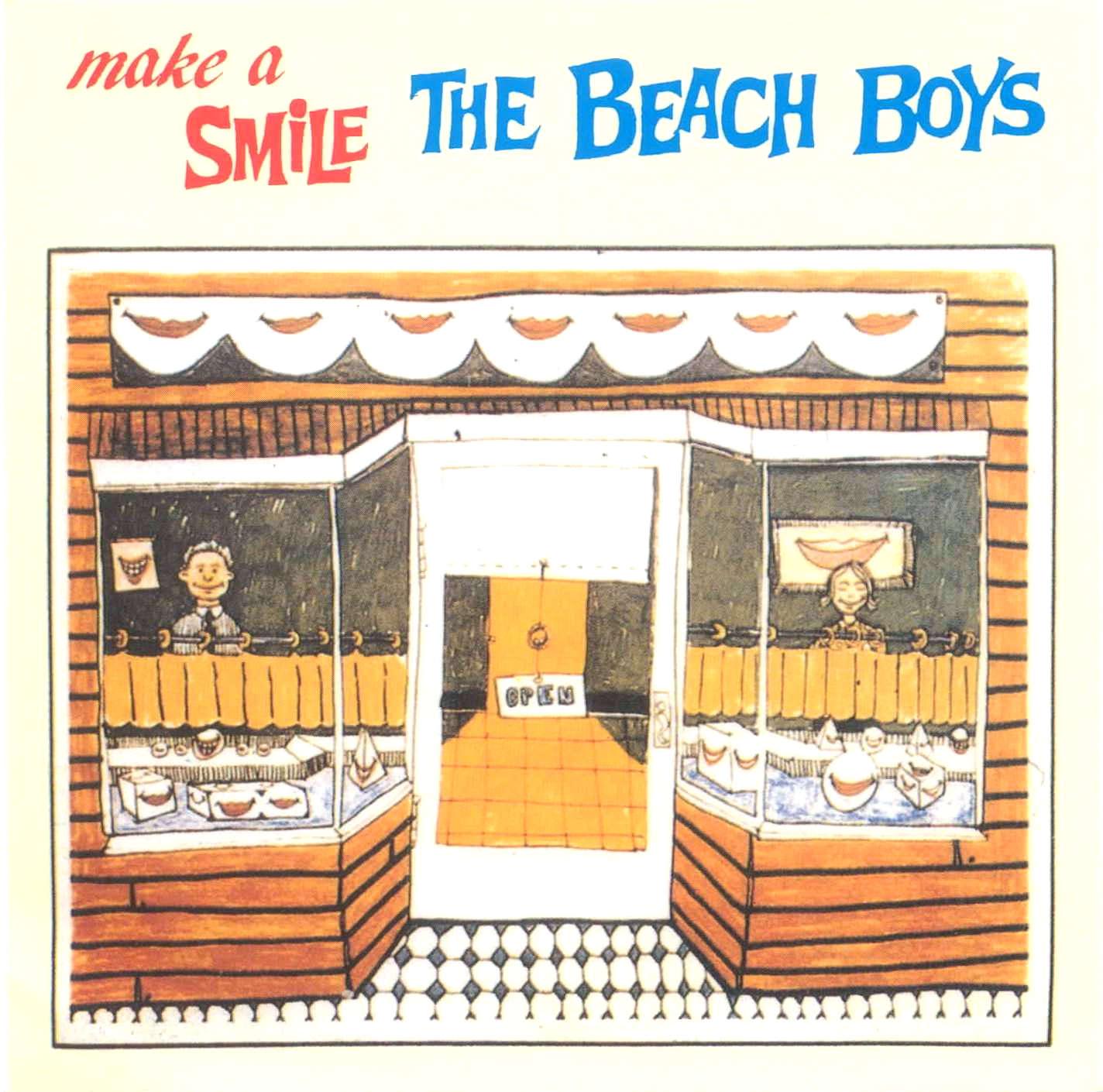 Make A Smile cover