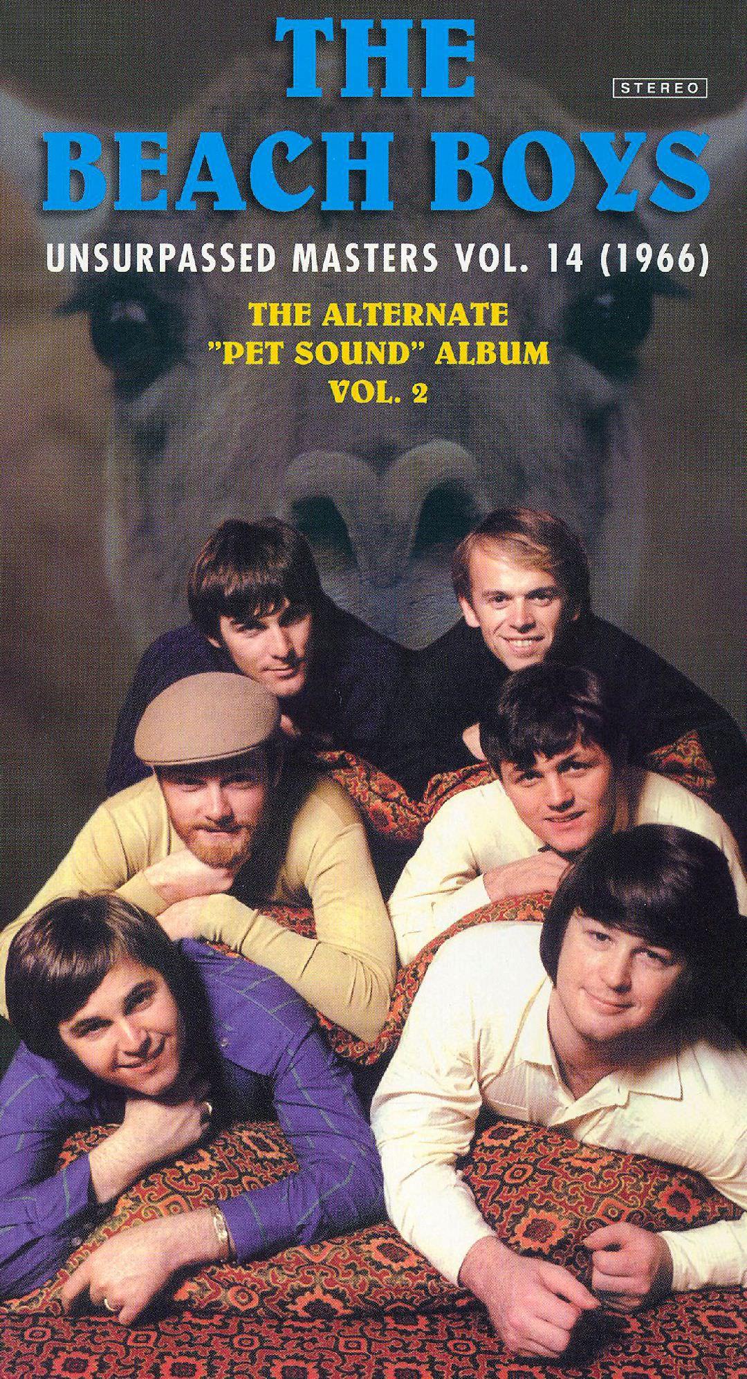 Unsurpassed Masters Vol. 14 (1966) cover