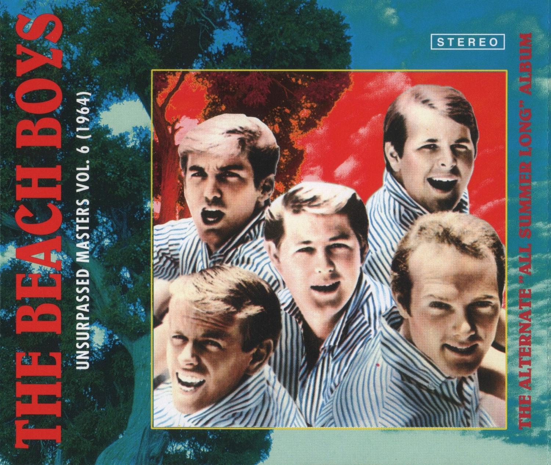 Unsurpassed Masters Vol. 6 (1964) cover