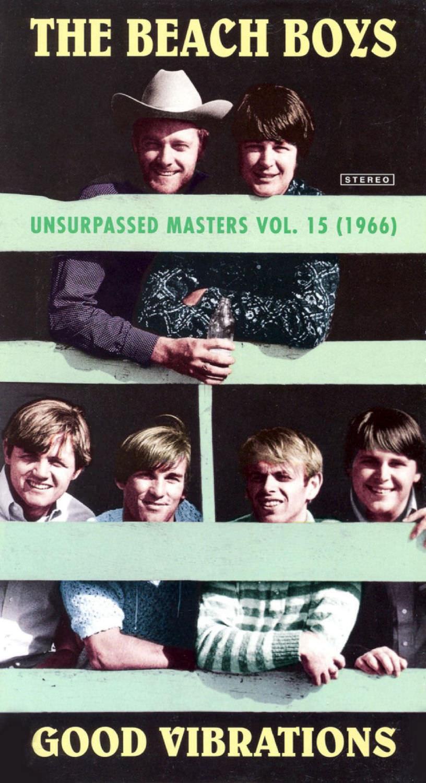 Unsurpassed Masters Vol. 15 (1966) cover