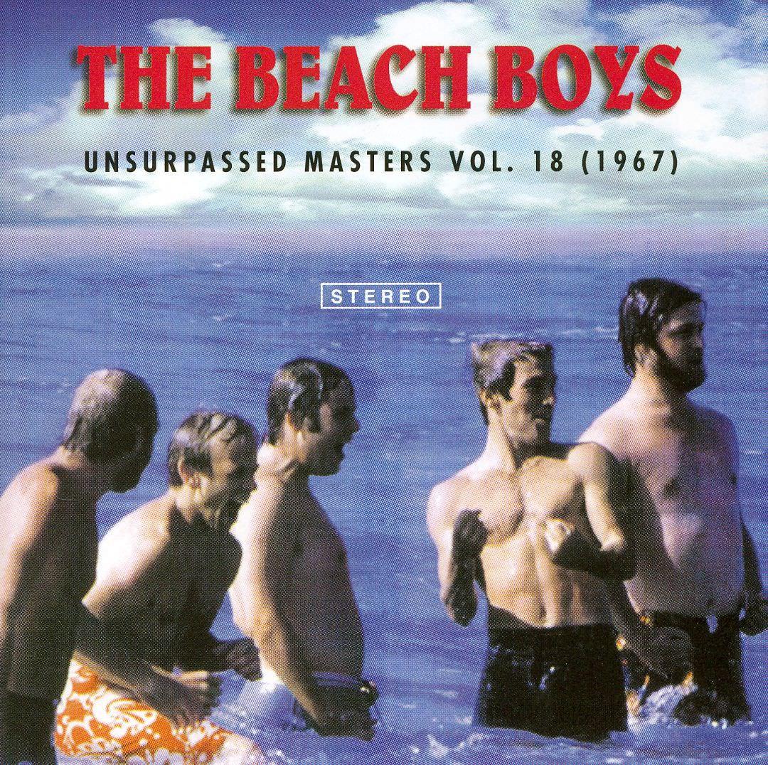 Unsurpassed Masters Vol. 18 (1967) cover