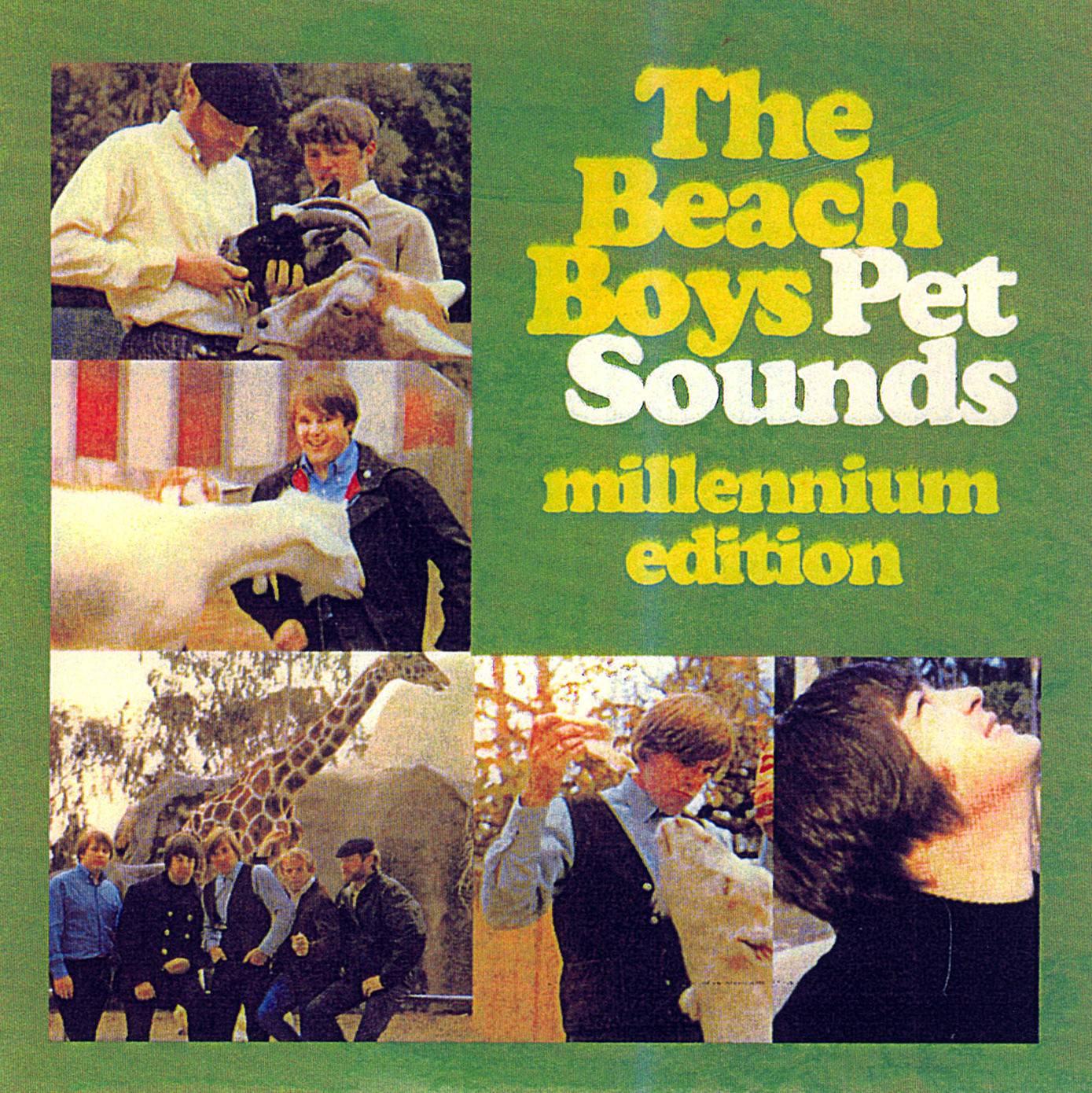 Pet Sounds Millennium Edition cover