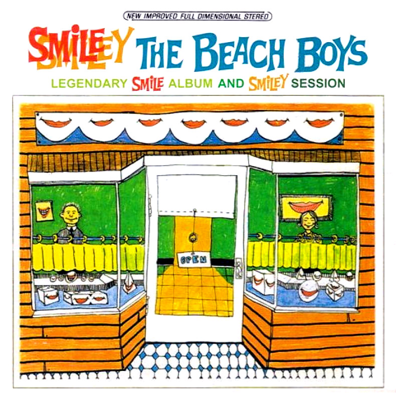 SMiLE And SMiLEY cover