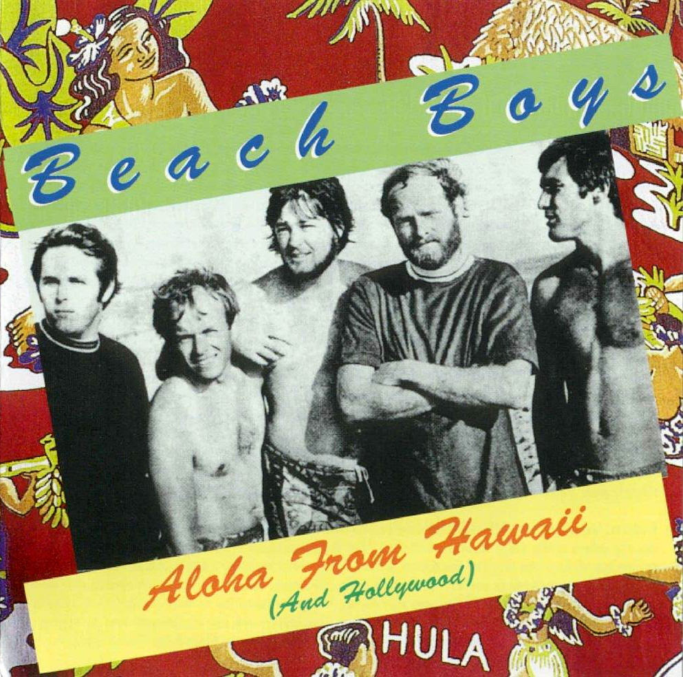 Aloha From Hawaii (And Hollywood) cover