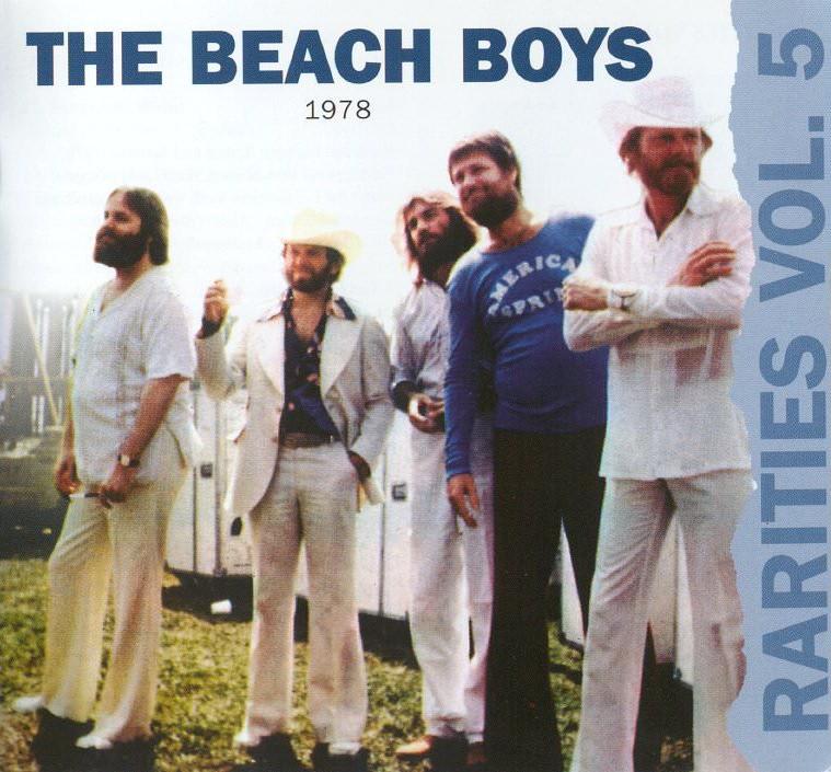 Rarities Vol. 5 (1978) cover