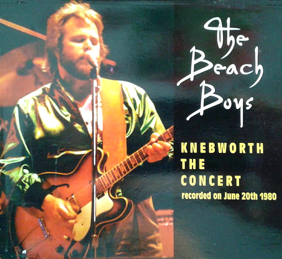 Knebworth The Concert cover