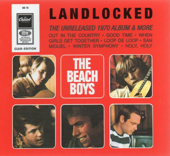 Landlocked (The Unreleased 1970 Album & More) cover