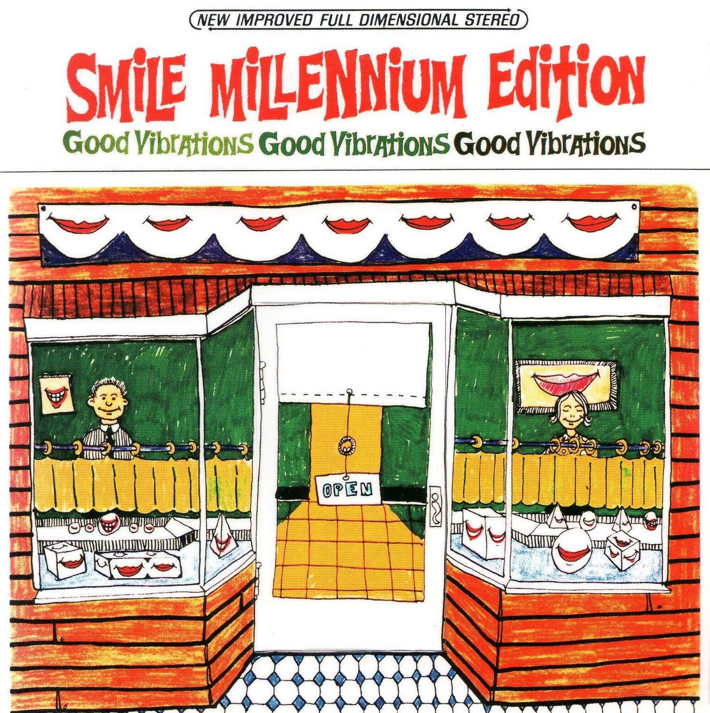 Smile Millennium Edition cover