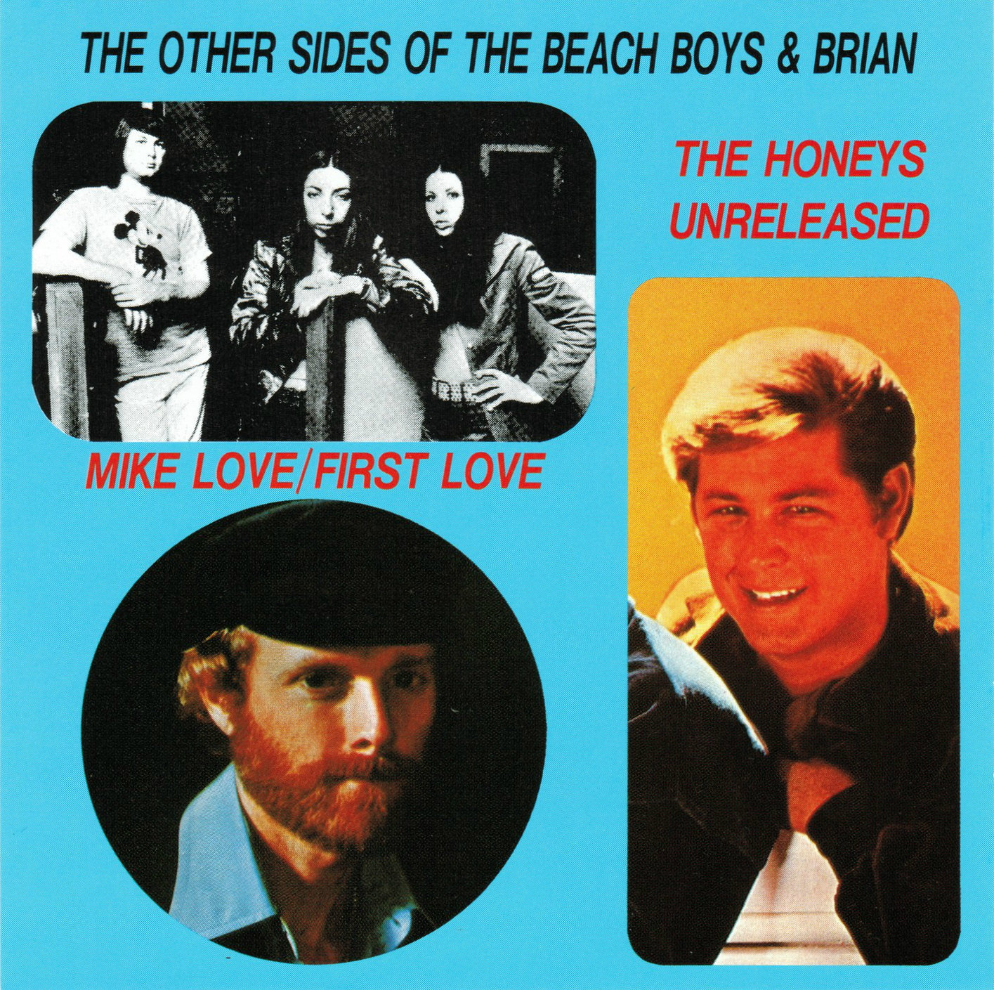 The Other Sides Of The Beach Boys & Brian cover