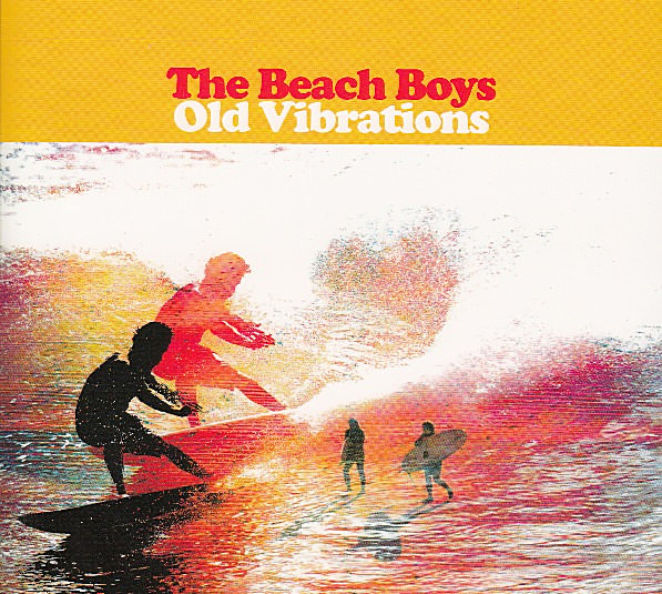 Old Vibrations cover
