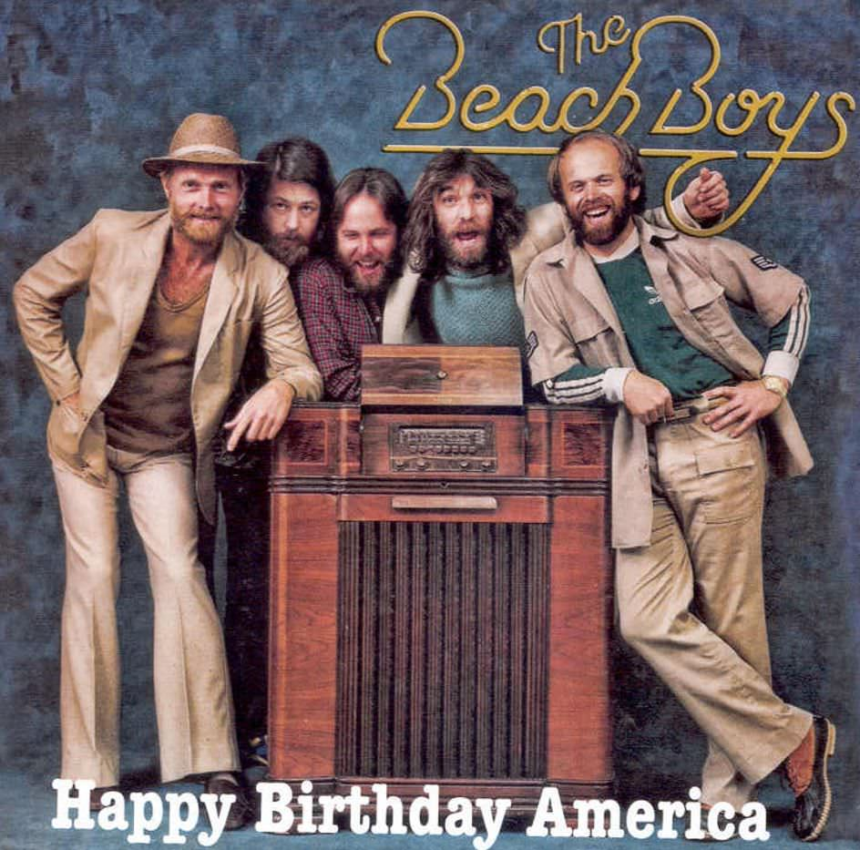 Happy Birthday America cover