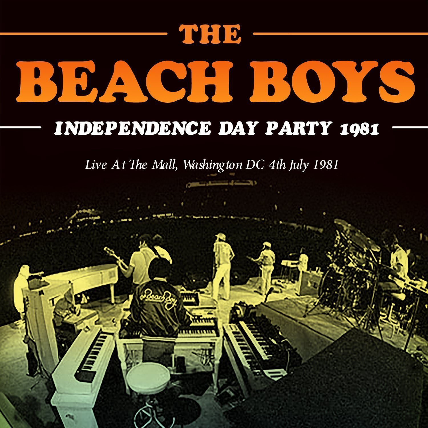 Independence Day Party 1981 cover