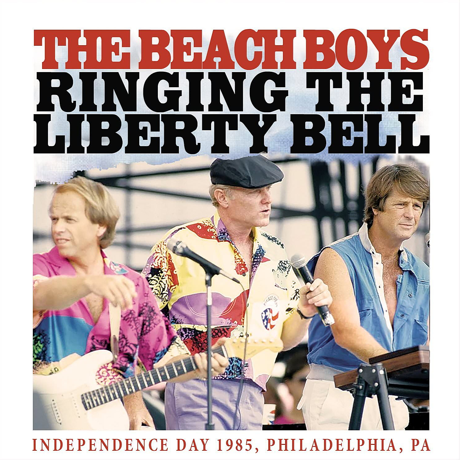 Ringing The Liberty Bell cover