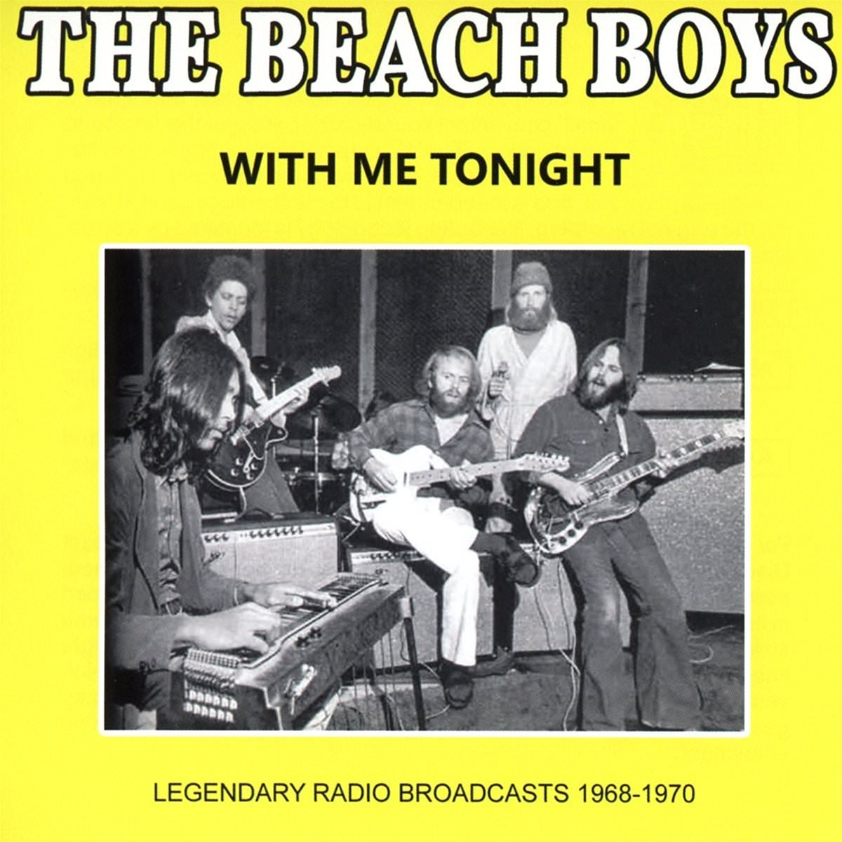 With Me Tonight Radio Broadcast 1968-1970 cover