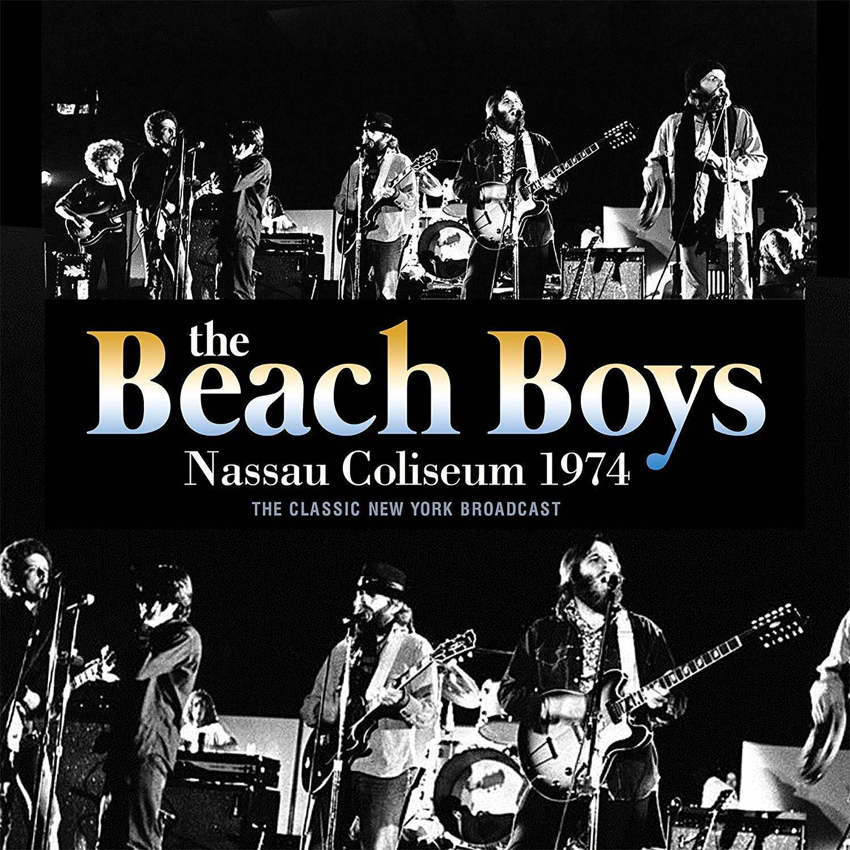 Nassau Coliseum 1974 cover