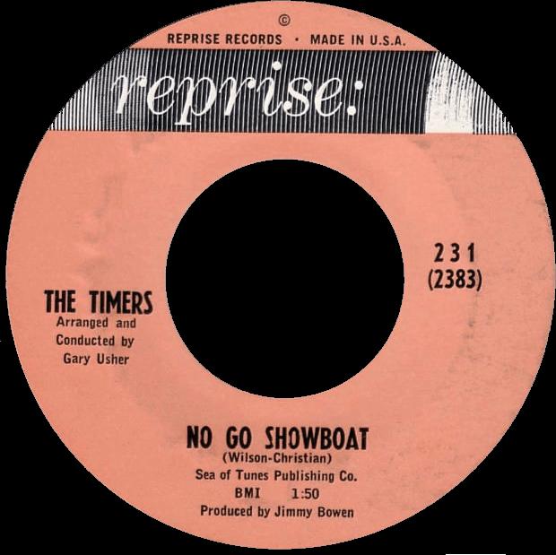 No Go Showboat cover