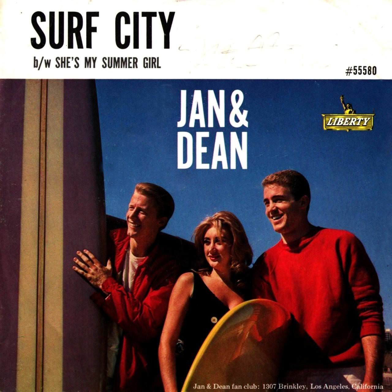 Surf City cover