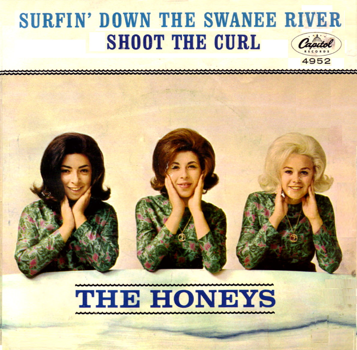 Surfin' Down The Swanee River cover