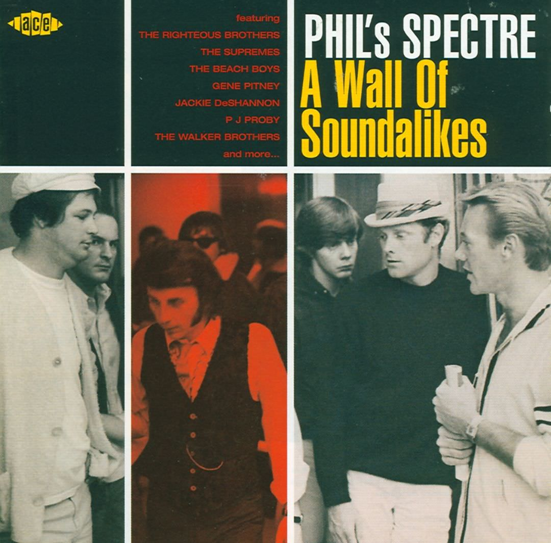Phil's Spectre: A Wall of Soundalikes cover