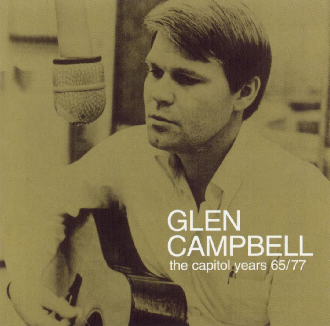 Glen Campbell: The Capitol Years 1965-77 cover