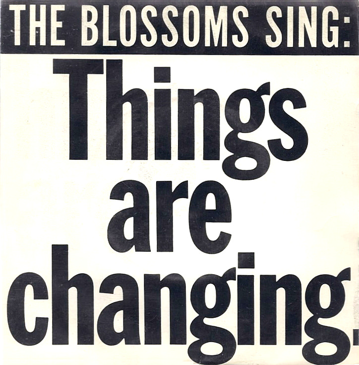 Things Are Changing cover