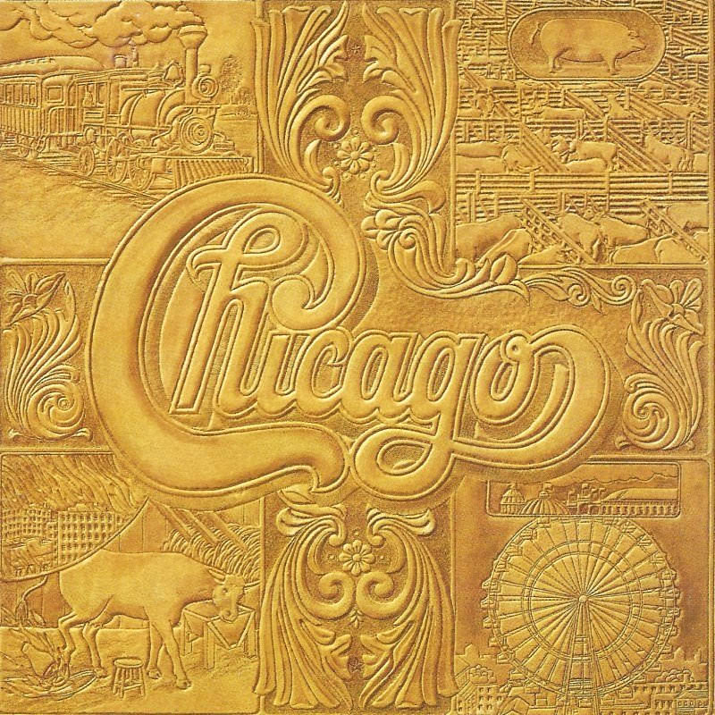 Chicago VII cover