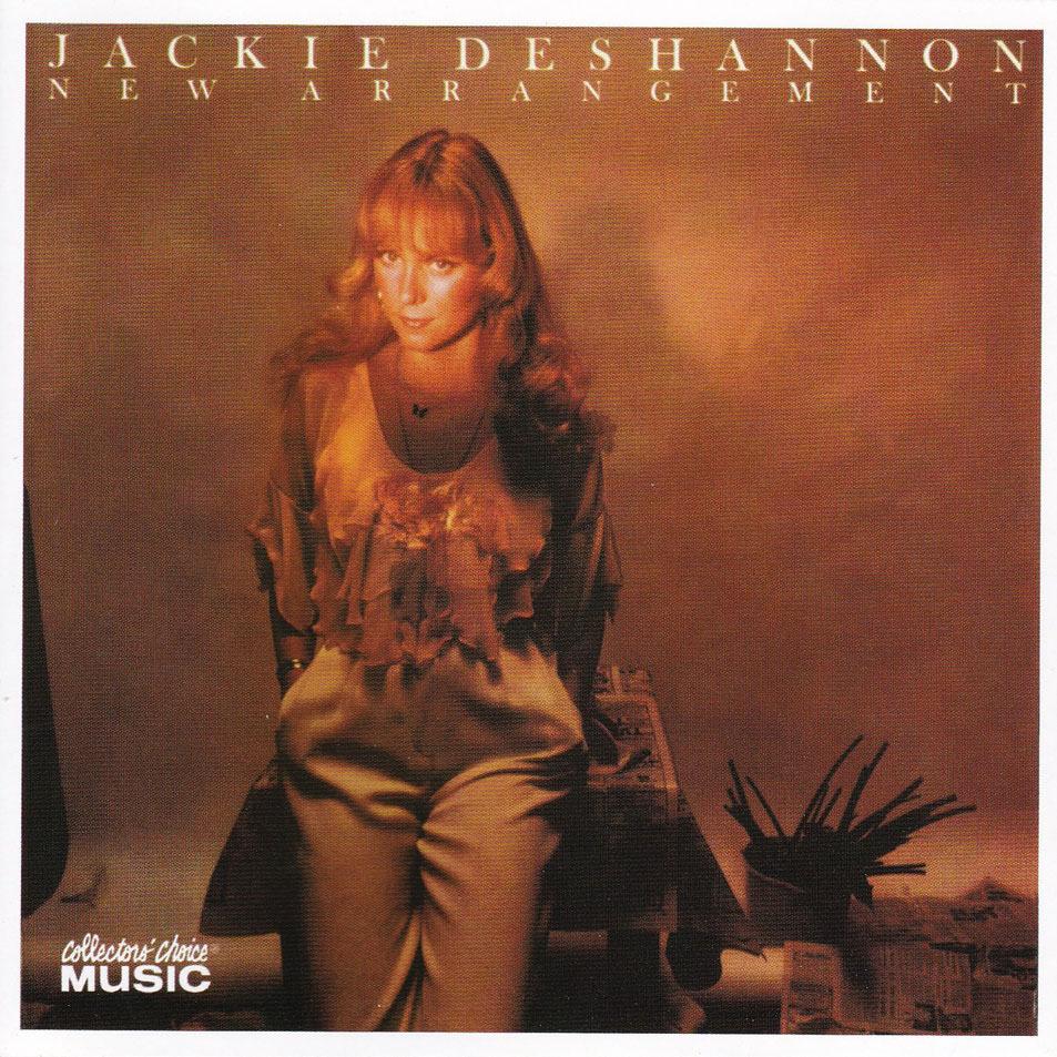 Jackie DeShannon: New Arrangement cover