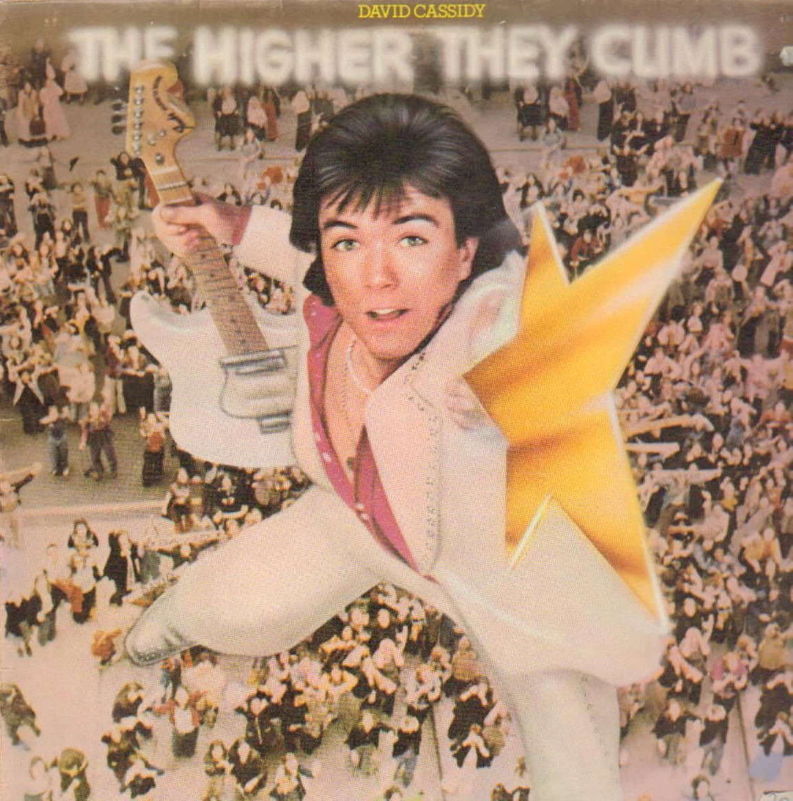 The Higher They Climb cover
