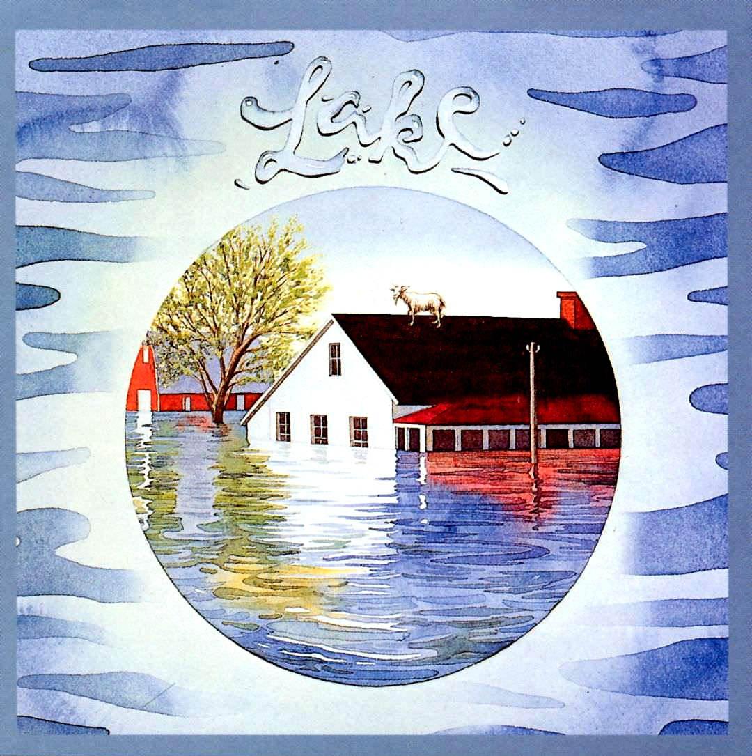 Lake: Lake II cover