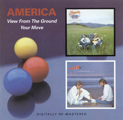 America: View From The Ground/Your Move cover
