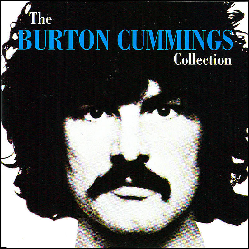The Burton Cummings Collection cover