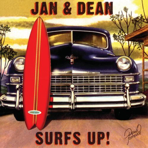Jan & Dean: Surf's Up cover
