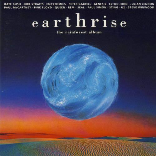Earthrise: Rainforest Album cover