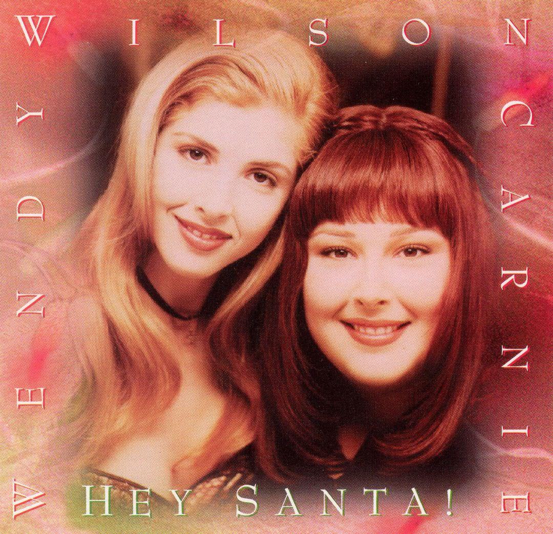 Hey Santa cover