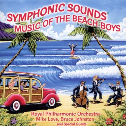 Symphonic Sounds: Music Of The Beach Boys cover
