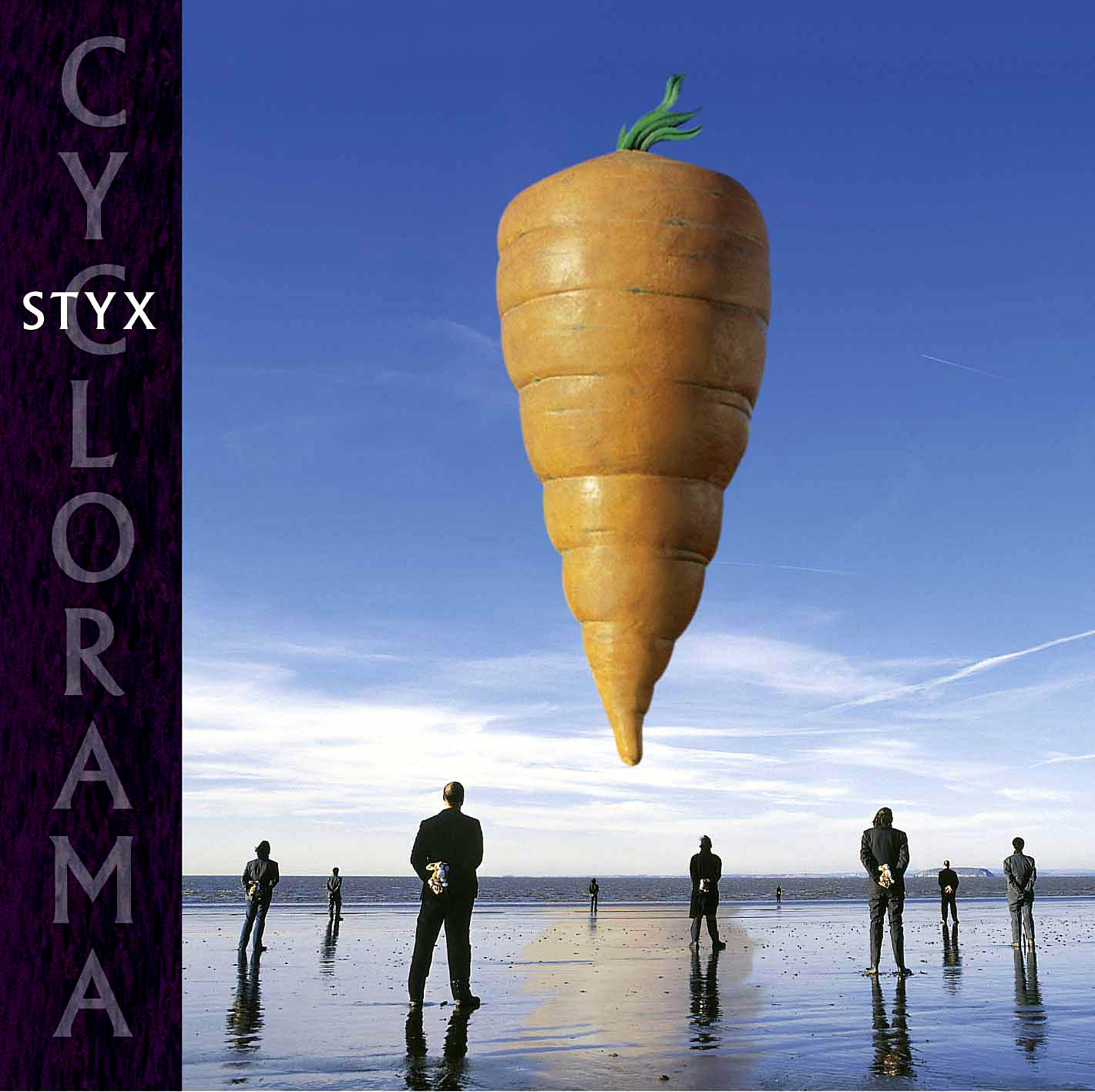 Cyclorama cover