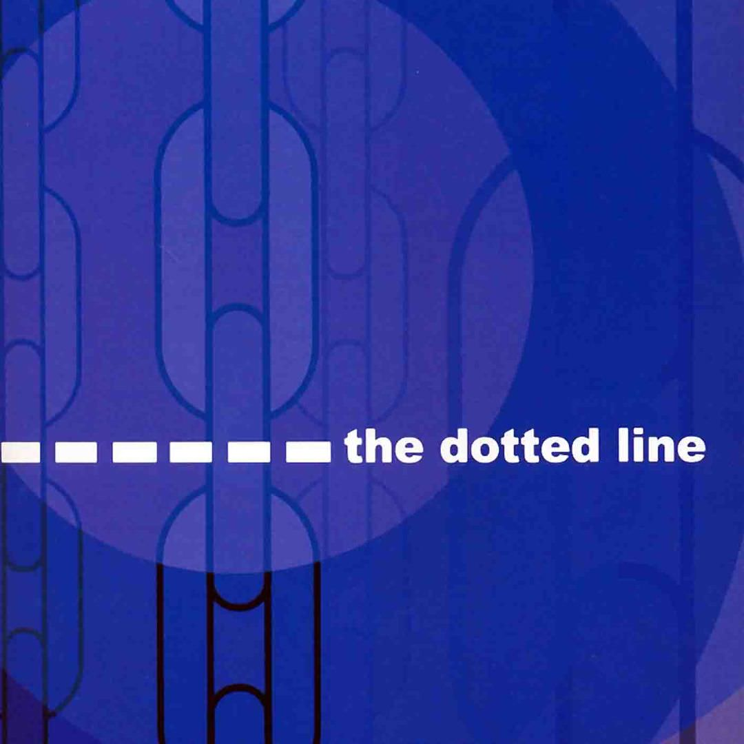 The Dotted Line cover