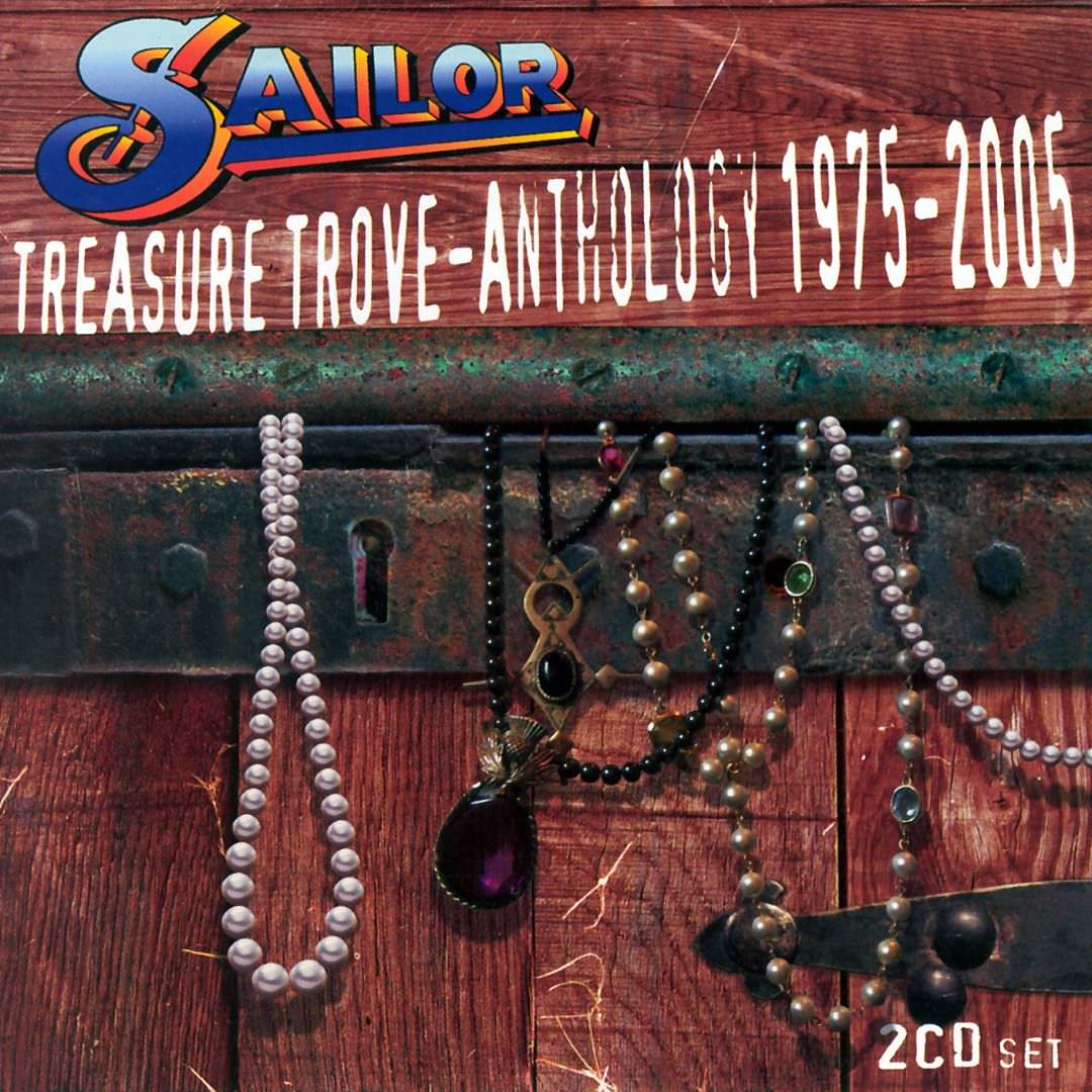 Sailor: Treasure Trove - Anthology 1975-2005 cover