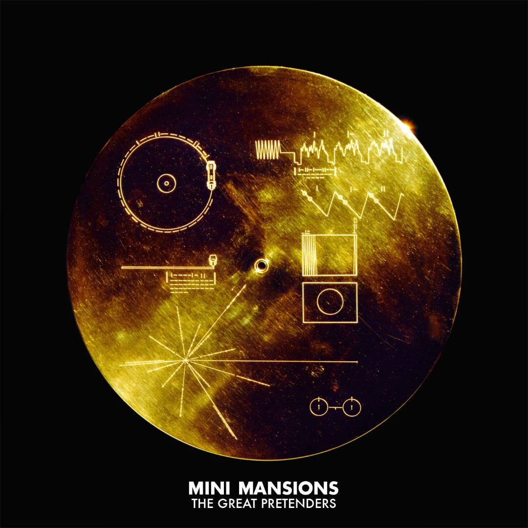 Mini Mansions: The Great Pretenders cover