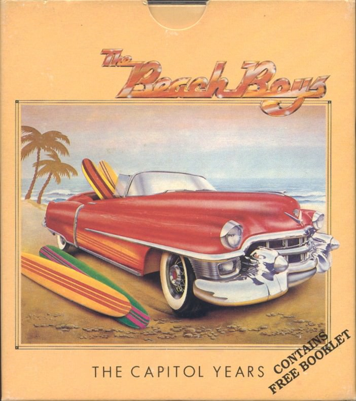 The Capitol Years cover