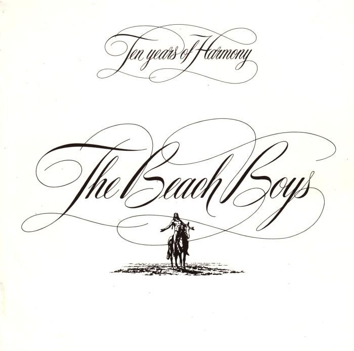Ten Years Of Harmony cover