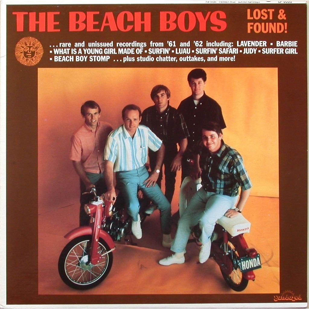Lost & Found! [Vinyl] cover