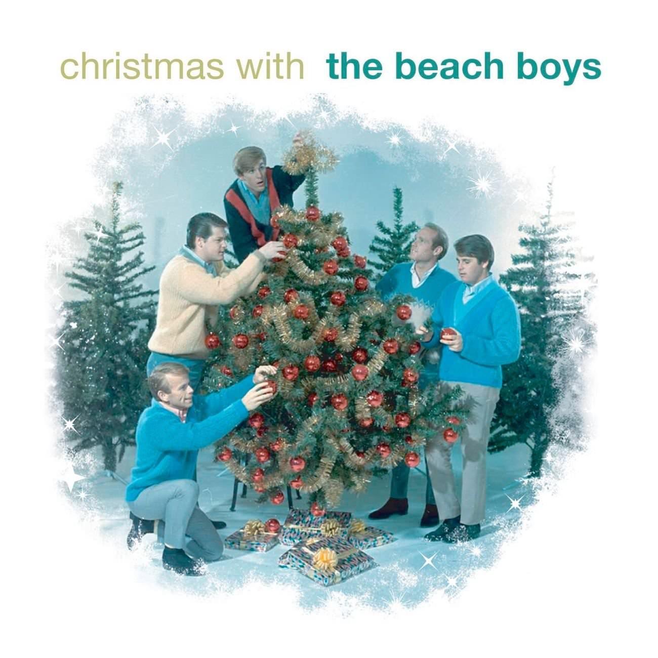 Christmas With the Beach Boys cover